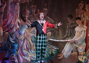 Dörd ölkənin məşhur sənətçiləri Opera və Balet Teatrında