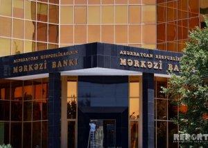 Azərbaycan Mərkəzi Bankı valyuta ehtiyatlarının məbləğini -
