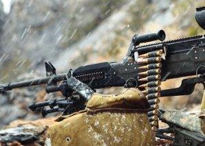MN: Düşmən snayper tüfənglərindən atəş açdı