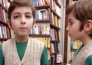 Türkiyədə hər kəs bu uşaqdan danışır - Video