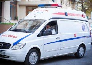 Bakıda kişi və qadın qonaq getdikləri evdə öldü