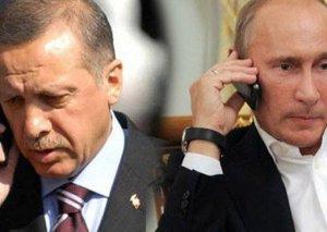 Putin və Ərdoğan danışdı: