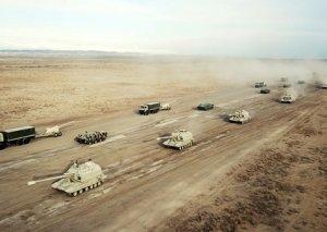 Azərbaycan Ordusu genişmiqyaslı təlimlərə başladı- VİDEO