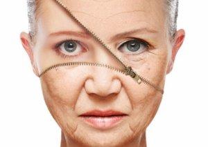 Yaşlanmağa qarşı maska