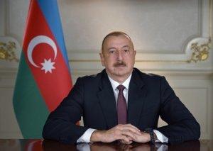 Prezident İlham Əliyev Tovuzda Dövlət Rəmzləri Muzeyinin açılışında iştirak edib
