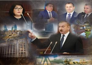Prezident Azərbaycanı yeni siyasətə hazırlayır