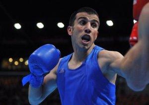 Azərbaycan boksçusu Avropa Olimpiya Təsnifat Turnirində 1/8 finala yüksəlib