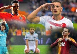 Türkiyəli futbolçulardan dünyaya örnək davranış: