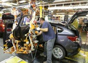 """""""Subaru"""" şirkəti yeni koronavirusa görə bütün dünyada istehsalı müvəqqəti dayandıracaq"""