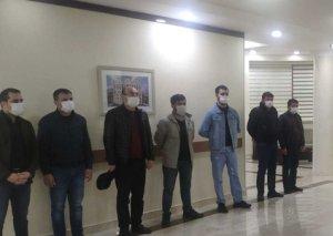 Mingəçevirdə karantin rejimini pozan 3 nəfər həbs edildi