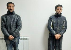 İrandan Azərbaycana 10 milyon manatlıq narkotik gətirən şəxslər tutuldu