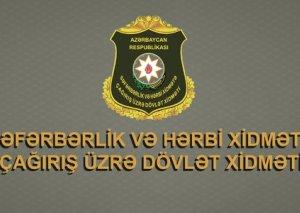 Azərbaycanda orduya çağırışla bağlı yeni tapşırıqlar verildi