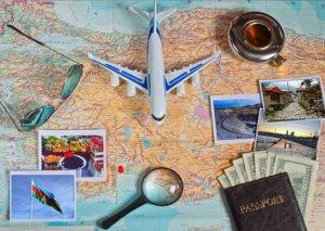 Mart ayında turizm sektoru üzrə 44,1 milyon manat itirilib