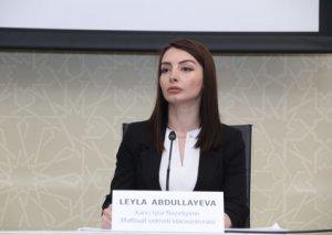 """Leyla Abdullayeva : """"Məsafə baxımından bizə ən uzaq olan ölkədəki vətəndaşlarımızın da müraciətinə baxılır"""""""