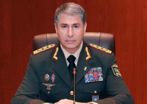 Vilayət Eyvazov Bakı metrosuna yeni polis rəisi təyin etdi