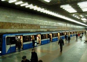 Koronavirusla bağlı fəaliyyəti dayandırılan Kiyev metrosu şəhər sakinlərinin istifadəsinə verilib