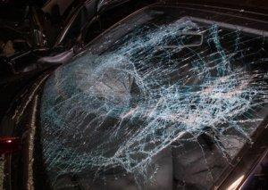 Qazaxda 10 yaşlı qızı avtomobil vurub