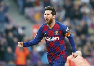 Messi əvəzetmədən sonra matça təsir edən ən yaxşı futbolçudur