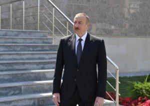 """İlham Əliyev: """"Mingəçevirdəki İES-in yenidənqurmadan sonra açılışını edəcəyik"""""""