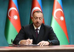 İlham Əliyev 3 sərəncam imzaladı