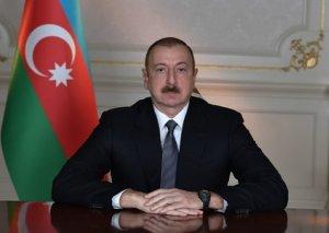 Prezident İlham Əliyev Lüksemburqun Böyük Hersoqunu təbrik edib