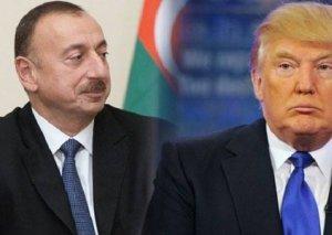 Prezident İlham Əliyev Donald Trampa təbrik göndərib