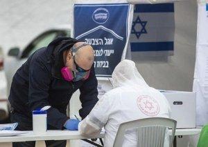 İsraildə daha 755 nəfər koronavirusa yoluxub