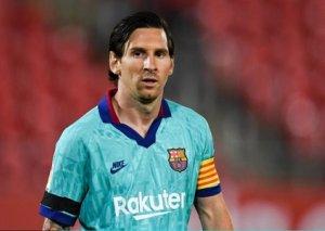 """""""Barselona"""" Messinin maaşını azaldır"""