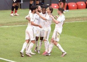 """""""Real Madrid""""in futbolçuları çempionluq mükafatından imtina edib"""