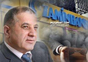"""""""Zaminbank""""ın rəhbərinin həbsində Eldar Mahmudov çetesinin izi"""