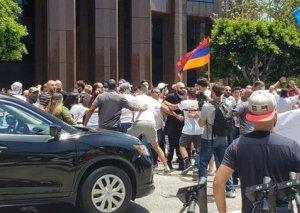 Dünyanın iki ən böyük yəhudi təşkilatı Los Ancelesdə azərbaycanlılara qarşı erməni hücumlarını pisləyib