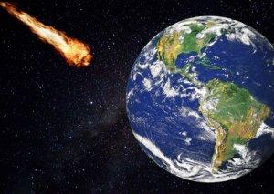 Asteroid Yerə yaxınlaşır