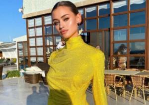 Məşhur ukraynalı model Türkiyədə vəhşicəsinə döyüldü - Fotolar