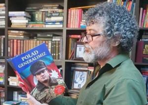 Şəhid general Polad Həşimovdan kitab nəşr edildi