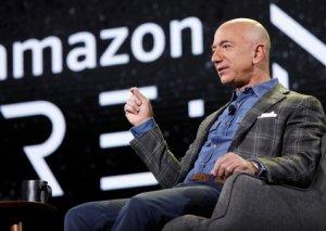 Bezos 7,2 milyard dollar dəyərində Amazon səhmlərini satıb