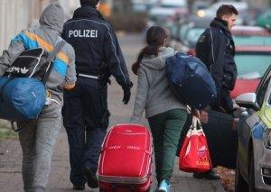 Almaniya azərbaycanlı ailəni Gürcüstana deportasiya edib