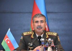 Zakir Həsənov MDB-nin iclasında Ermənistanı ittiham edib