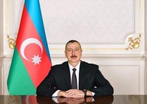 Azərbaycan Prezidenti Şimali Makedoniyanın dövlət başçısını təbrik edib