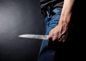 Salyanda gənc oğlan bıçaqlanıb