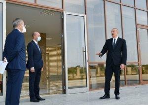Prezident Sumqayıt Kimya Sənaye Parkı ilə bağlı göstəriş verdi