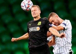 """Çempionlar Liqası: """"Krasnodar"""" və """"Zaltsburq"""" qələbə qazandı"""