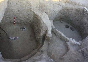 Şabranda Kür-Araz mədəniyyətinə aid yeni tapıntılar aşkarlanıb FOTO