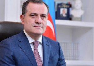 Ceyhun Bayramov Yunanıstanın yeni səfirini qəbul edib