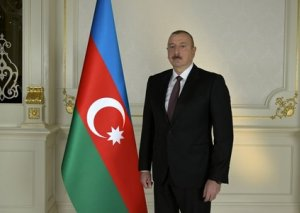 Prezident İlham Əliyev ukraynalı həmkarına başsağlığı verib