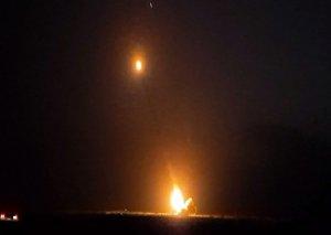 MN: Gecə ərzində düşmənə artilleriya zərbələri endirilib