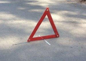 Yevlaxda avtomobilin aşması nəticəsində 5 nəfər yaralanıb