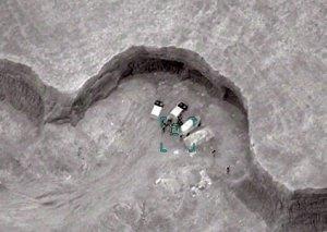 Düşmənin artilleriya batareyası məhv edilib, alay komandirinin müavini yaralanıb