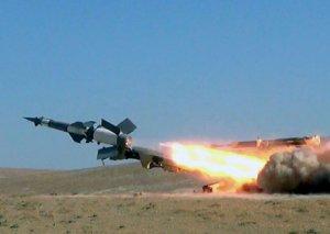 """Müdafiə Nazirliyi: Düşmənin """"S-125"""" zenit raket kompleksi sıradan çıxarılıb"""