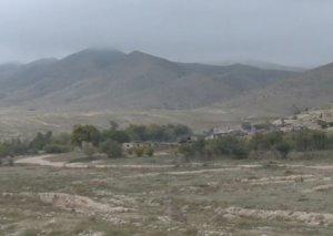 Cəbrayılın işğaldan azad edilən Minbaşılı kəndinin görüntüləri VİDEO