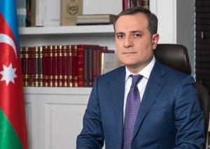 """Nazir: """"Son atəşkəs danışıqları zamanı Ermənistan separatçıların danışıqlar masasına oturmasını israr etdi"""""""